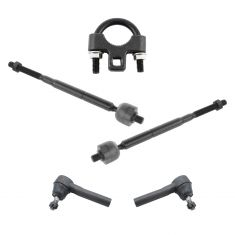 05-07 T&C, Caravan Front Inner & Outer Tie Rod Kit Set of 4 w/ TR Tool
