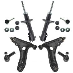 88-92 VW Jetta, 88-92 Golf, 90-92 Corrado Suspension Kit (8pcs)