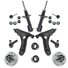 88-92 VW Jetta, 90-92 Corrado Suspension Kit (12pcs)