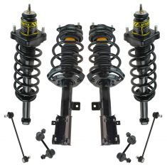 07-10 Sebring Sedan; 08-13 Avenger; 11-13 200 Steerng & Suspension Kit (8pcs)