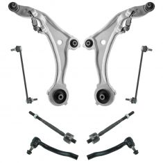 09-14 Nissan Murano Front Steering & Suspension Kit (8pc Set)