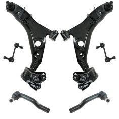 07-14 Ford Edge Front Steering & Suspension Kit (6pc Set)