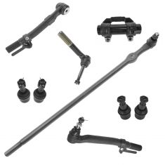 08-10 Ford F250 F350 Super Duty 4WD Front Steering & Suspension Kit (9 Piece)