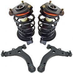 97-08 GM Midsize Sedan Strut & Control Arm Kit (4pc)