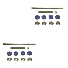 Front Sway Bar Link Kit (MOOG K8848) PAIR