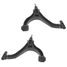 06-10 Jeep Commander; 05-10 Grand Cherokee (exc SRT-8) Frt Lower Control Arm w/Balljoint PAIR (MOOG)
