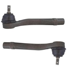 94-01 Integra; 97-01 CRV; 92-00 Civic; 93-97 Del Sol Front Outer Tie Rod PAIR (Moog)