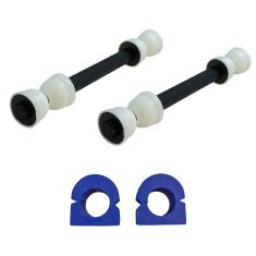 07-17 Caddy, Chevy, GMC FS SUV, PU Front Stabilizer Bar Link & Bushing Kit (Moog)