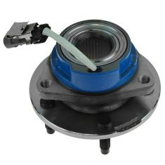 97-05 GM Cars Front Hub assembly (w/Stainless Steel Sensor Wire Clip)