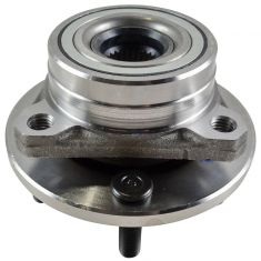 96-06 Ford FWD Cars Front Hub & Bearing Assy