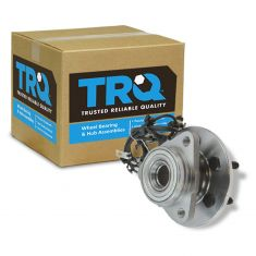 97-04 Dodge Dakota 4x4 w/AWAL Frt Hub & Bearing RF