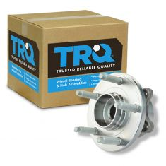 09-11 Ford Flex, Lincoln MKS; 10-11 MKT, Taurus Front Wheel Bearing & Hub LH = RH
