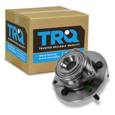 05-10 Dodge Dakota; 06-08 Mitsubishi Raider (w/Rear Wheel ABS) Front Wheel Bearing & Hub LF = RF