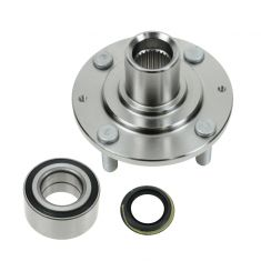 86-87 Accord; 88-89 Accord (exc EFI) Front Wheel Bearing & Hub Kit Assy LF = RF