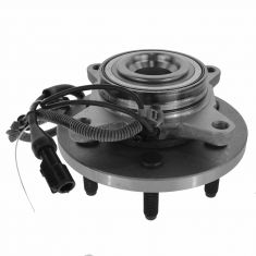 10 Expedition, Navigator; 09-10 F150 (w/2WD & 6 Stud Wheel) Front Wheel Hub & Bearing LF = RF