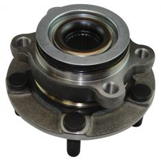 11-15 Juke Leaf Front Wheel Bearing & Hub Assembly LH = RH