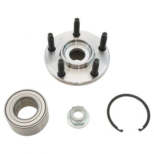 Ford Edge   Lincoln Mkx Front Wheel Bearing Hub