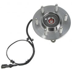 11/29/04)-08 Ford F150; 06-08 Lincoln LT (6 Lug) Front Wheel Bearing & Hub LF = RF(MOTORCRAFT)