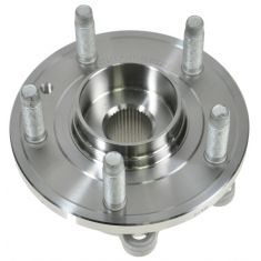 09-11 Ford Flex, Lincoln MKS; 10-11 MKT, Taurus Front & Rear Wheel Bearing & Hub LH = RH (MOTORCRAFT