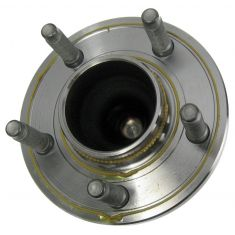 04-11 Ford Crown Victoria; 04-10 Towncar, Grand Marquis Front Wheel Bearing & Hub LF - RF (MOTORCRAF