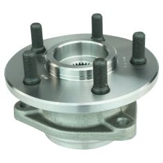 Timken 90-99 Jeep Vehicles Front Hub & Bearing Assy