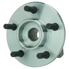 99-01 Jeep Cherokee; 99-06 Jeep Vehicles (w/Cast Rotors) Front Hub & Wheel Bearing (Timken)