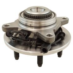 (11/29/04)-08 Ford F150; 06-08 Lincoln LT (6 Lug) Front Wheel Bearing & Hub LF =