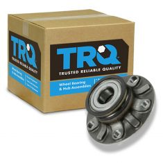 06-11 Audi A3 (Base); VW EOS, Golf, GTI, Rabbit Rear Hub & Bearing LH = RH