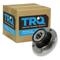 06-10 Audi TT (Base); 05-10 VW Jetta, Passat Rear Hub & Bearing LH = RH