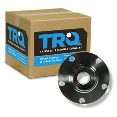 02-09 Audi A4 FWD Rear Wheel Hub & Bearing LR = RR