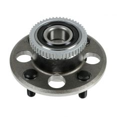 96-00 Honda Civic w/ ABS & Rear Drums Rear Wheel Bearing & Hub Assembly LR=RR
