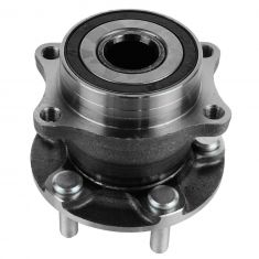 09-13 Forester, 08-13 Impreza (exc STi); 10-14 Legacy, Outback Rear Wheel Bearing & Hub LR = RR