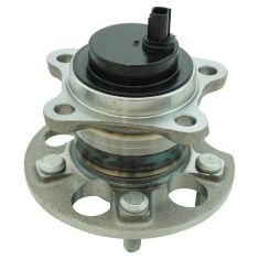 08-13 Toyota Highlander 2wd Left Rear Wheel Hub & Bearing Assembly