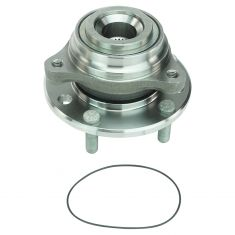 Timken 84-96 Chevy Corvette Rear Hub & Bearing Assy