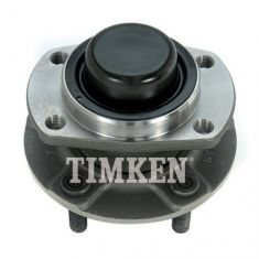 01-06 Dodge Mini Van w/o ABS Drm Brk Rear Hub & Bg (Timken)