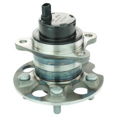 04-07 Highlander; 04-06 RX330; 07-09 RX350; 06-09 RX400H w/2WD Rear Wheel Bearing & Hub LR (Timken)