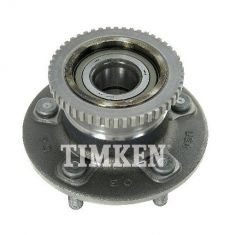 97-02 Mercury Villager, Nissan Quest w/ABS Rear Wheel Bearing & Hub Assy LR = RR (Timken)