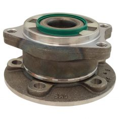 02-09 Volvo 60; 01-07 70; 04-06 80 Series w/AWD Rear Wheel Bearing & Hub Assy LR = RR (Timken)