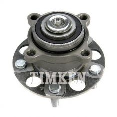 09-12 Aura TSX; 08-12 Honda Accord Rear Wheel Bearing & Hub Assy LR=RR (Timken)