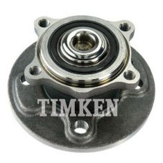 06 (from 7/12/06)-12 Mini Cooper; 08-12 Clubman Rear Wheel Bearing & Hub Assy L R= RR (Timken)
