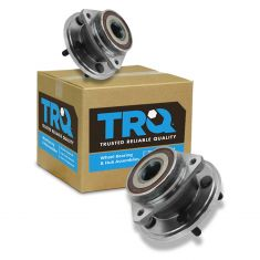 1990-99 Chrysler Dodge Jeep Front Hub Bearing Pair