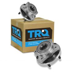 1996-05 Dodge Chrysler Front Hub Bearing Pair