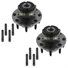 1999-05 Ford Super Duty Front Hub Bearing Pair