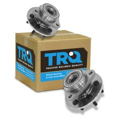 1997-04 Dakota Durango Front Hub Bearing Pair