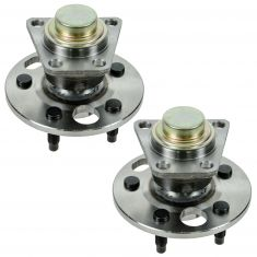 1982-04 GM Cars Rear Hub Bearing Pair