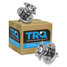 93-02 Toyota Corolla Rear Hub Bearing Pair w/o ABS
