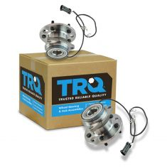 1995-02 Chevy Astro Front Hub Bearing Pair for AWD