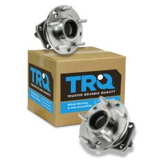 91-96 Chevy Corvette Front Hub & Bearing Pair