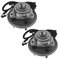 02-05 Ford Explorer 4dr Front Hub & Bearing Pair