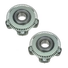 Wheel Bearing and Hub Assembly FRONT PAIR